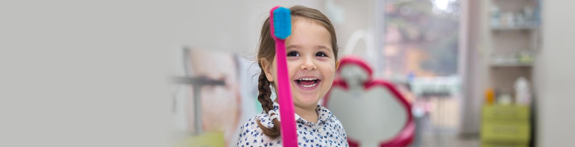 Children's Painless Dentistry