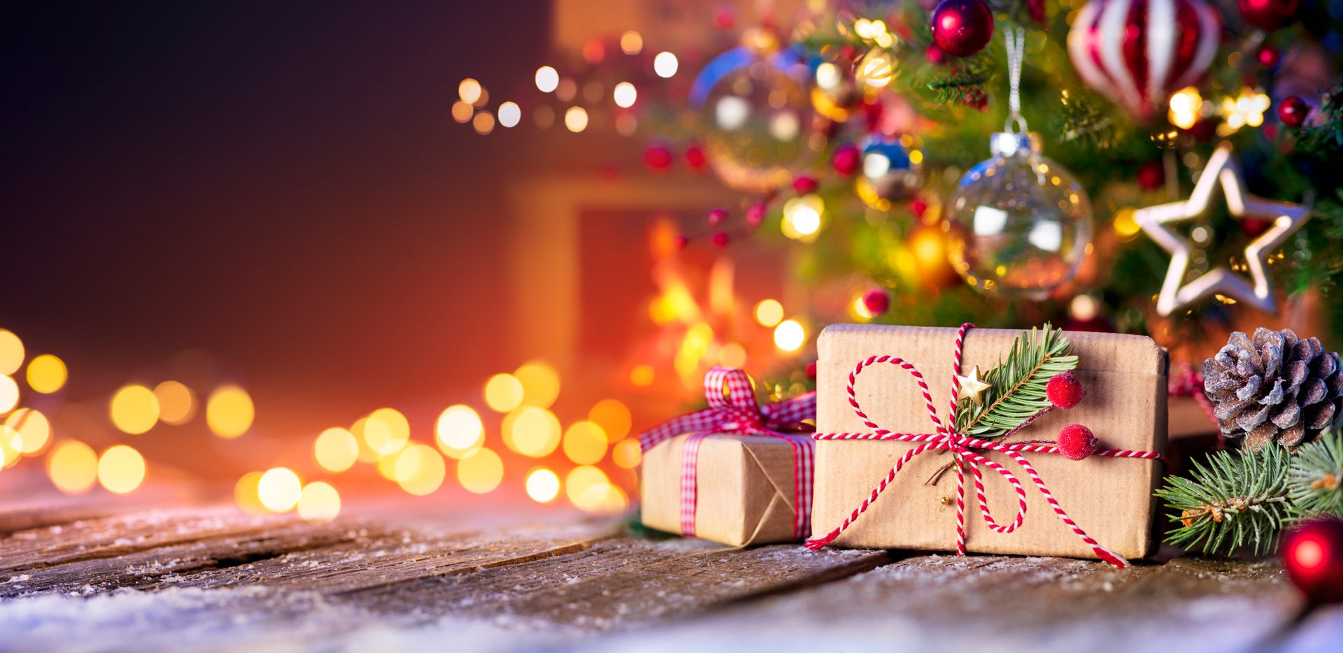A Merry Christmas & Happy New Year